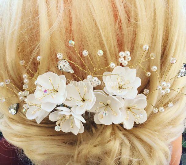 The Silk Rose Bouquet