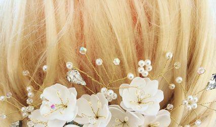 The Silk Rose Bouquet 1