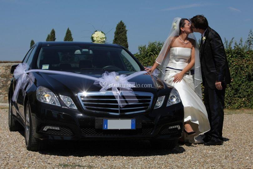 Auto Matrimonio Toscana : Hire in italy firenze