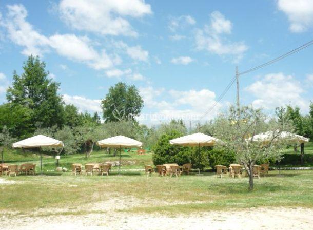 I giardini dell acropoli arpino fr terminali antivento per stufe a pellet - Giardini dell acropoli arpino ...