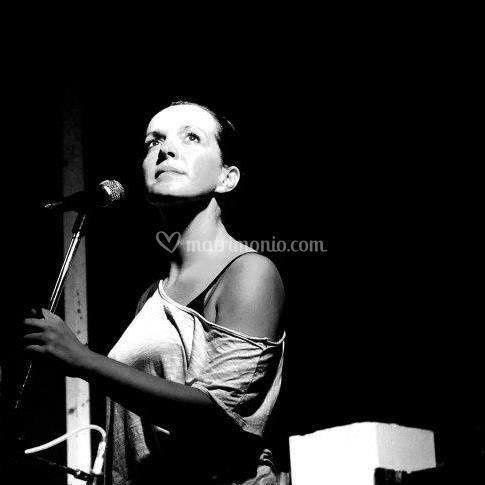 Serena in concerto in Puglia