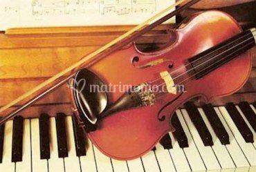 Trio Voce, Violino e Tastiere