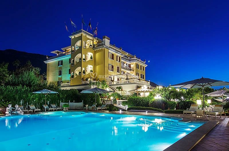 Hotel con Poscina di La Medusa Hotel & Boutique Spa