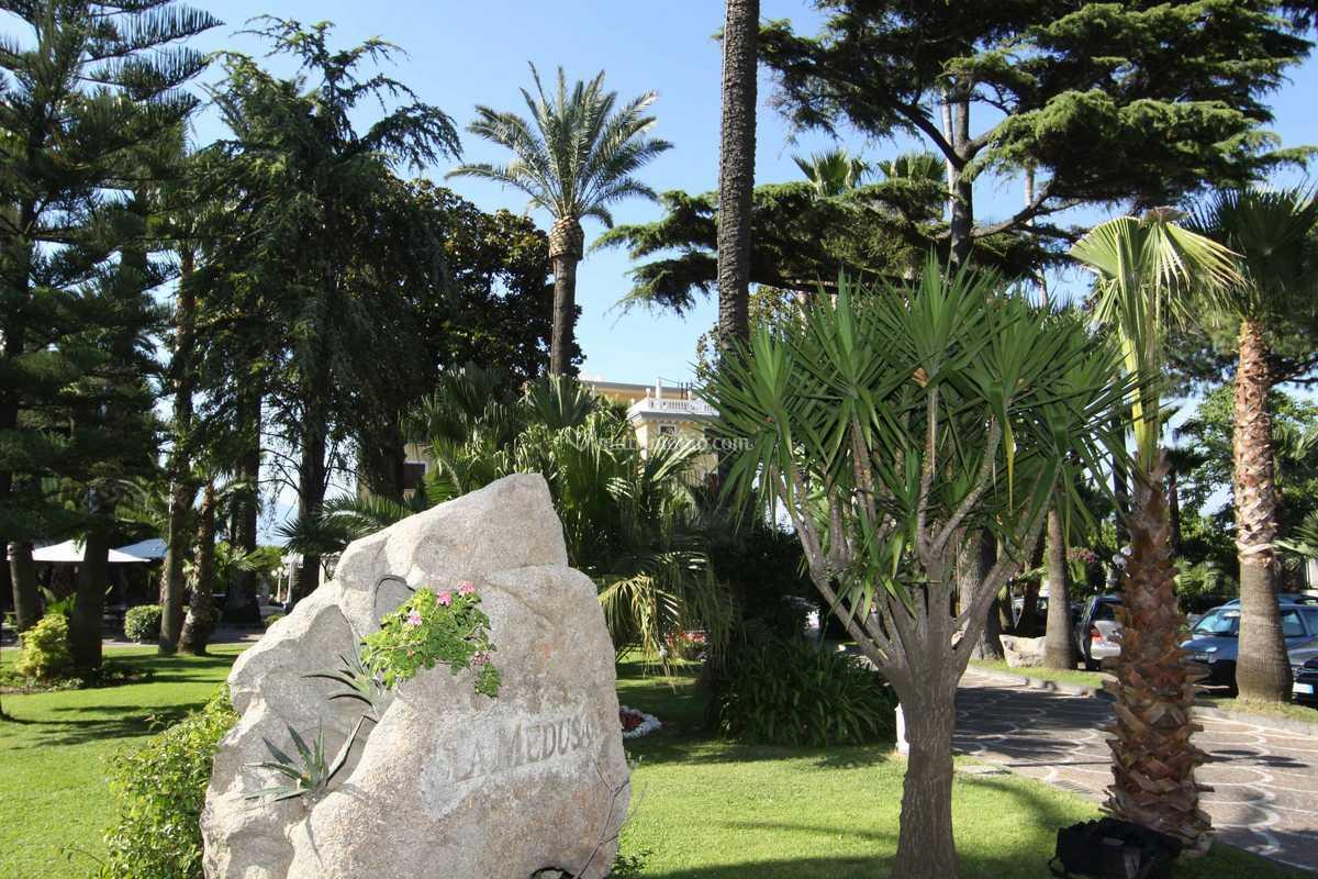 Parco ingresso