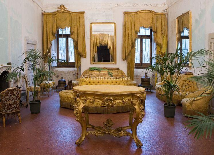 Salone ottocentesco