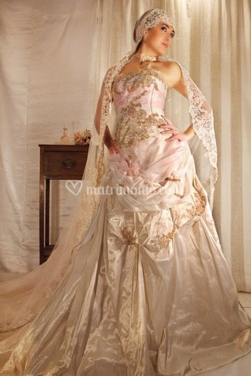 Anna Bordonaro Sposa