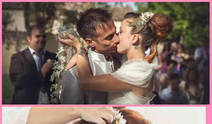 Bouquet gioiello e accessorio