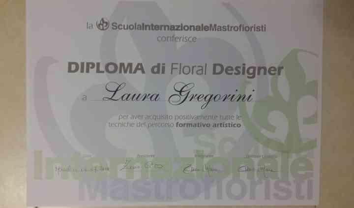 Diploma Floral Designer