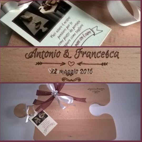 Bomboniera Hand made_Unica