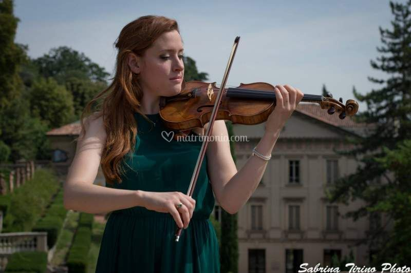 Violinista Eleonora