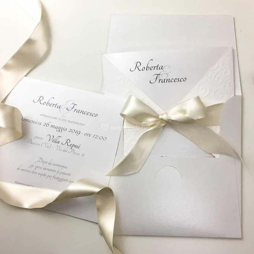 Partecipazioni Eleganti Matrimonio.Partecipazioni Eleganti Di Studio Lime Foto 21