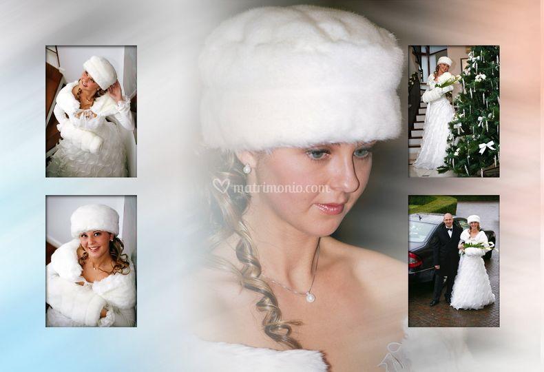 Fotolibro - sposa