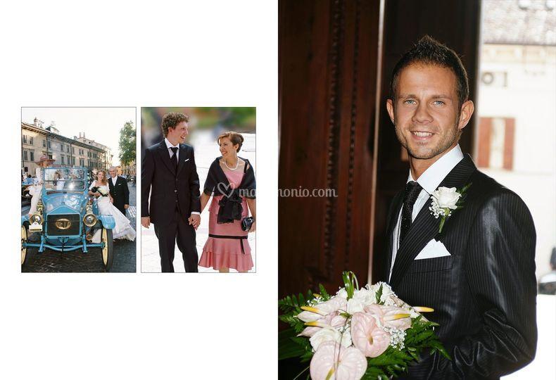 Fotolibro - lo sposo