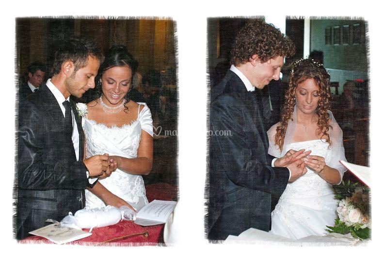 Fotolibro - gli sposi