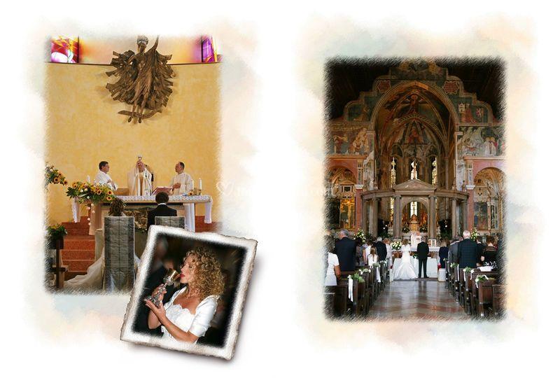 Fotolibro - cerimonia