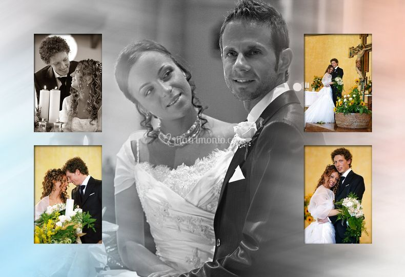 Fotolibro - sposi