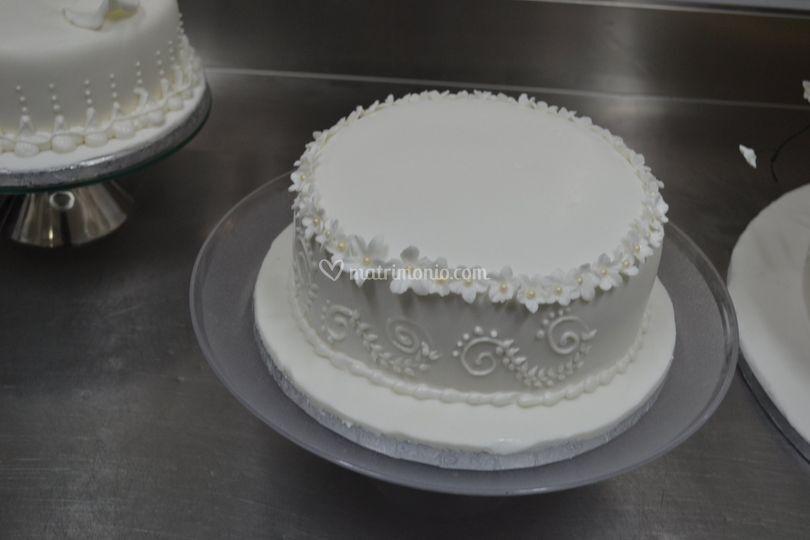 Dettagli torta nuziale