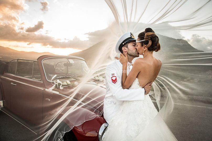 Conosciuto Reporter di matrimoni PT91