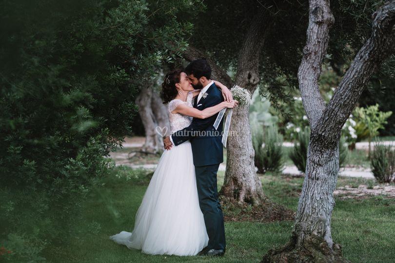 Matrimonio tenuta pinto