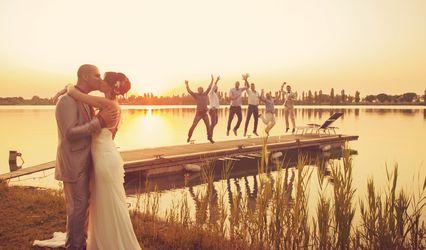 Le nozze di Giada e Alan