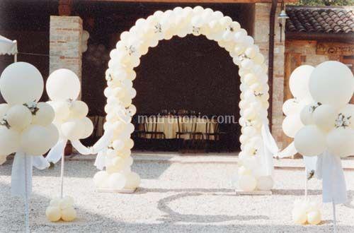Allestimento sposa di happy party addobbi per feste foto for Addobbi per feste