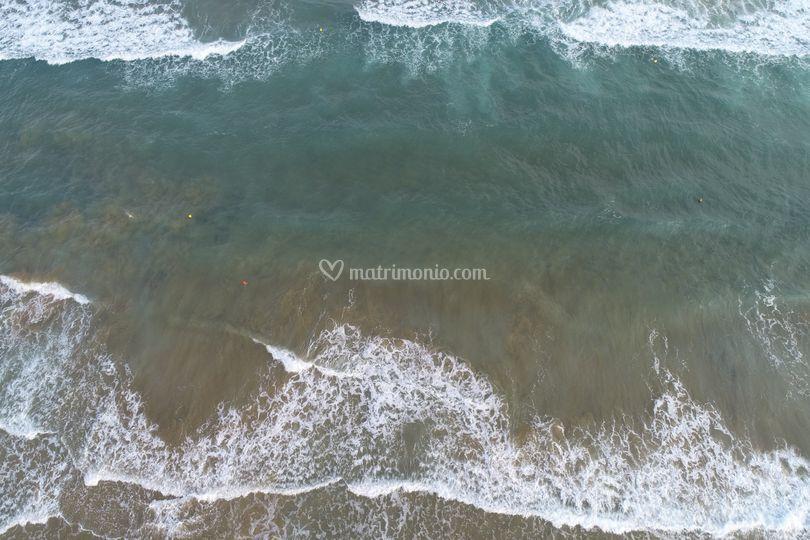 Foto col drone