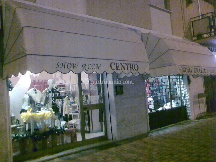 Vetrine negozio
