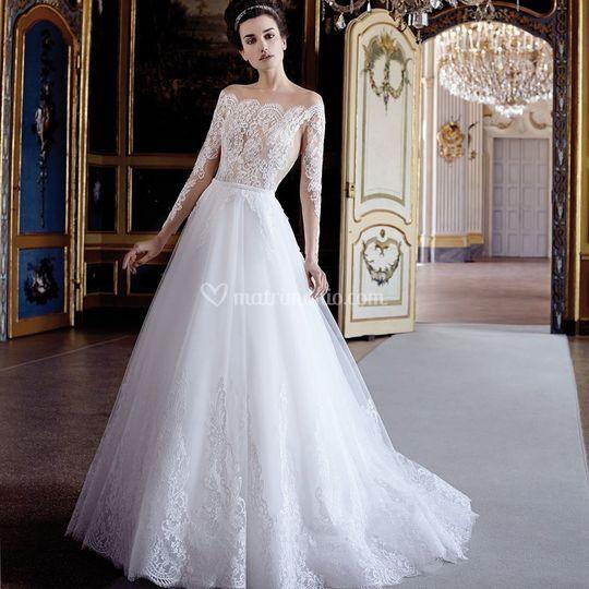 4105239ff005 Atelier La Sposa di Belgioioso Le Spose Blandaleone