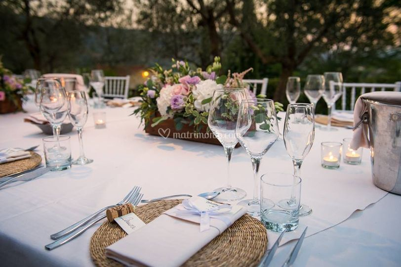 Irene mugnaini wedding event planner - Tavolo olivia calligaris prezzo ...