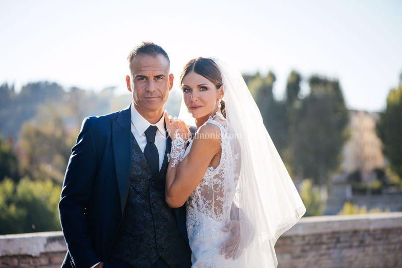 Arianna e il marito David