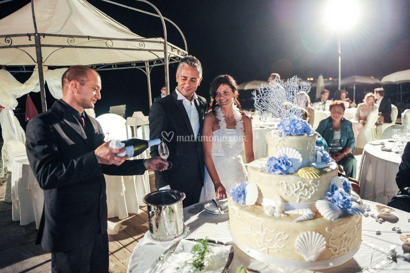 Beach Wedding - Sposi