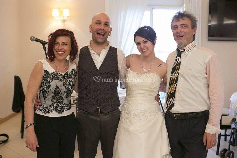 Matrimonio di Sonia e Omar