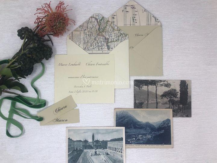 Collezione Travel Vintage