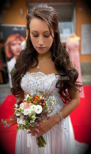 Vania Wedding day
