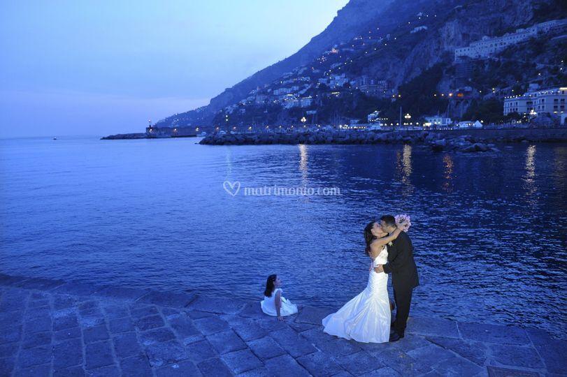 Foto matrimonio Costa  Amalfi