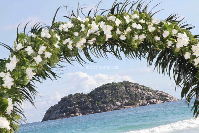 Matrimonio seychelles
