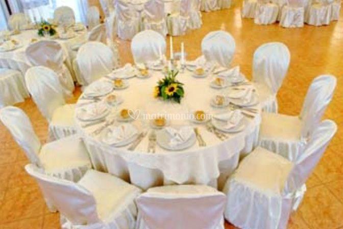 Arredamento dei tavoli