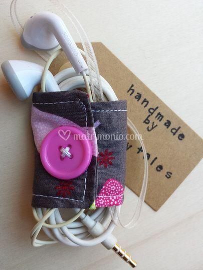 Headphones - idea bomboniera