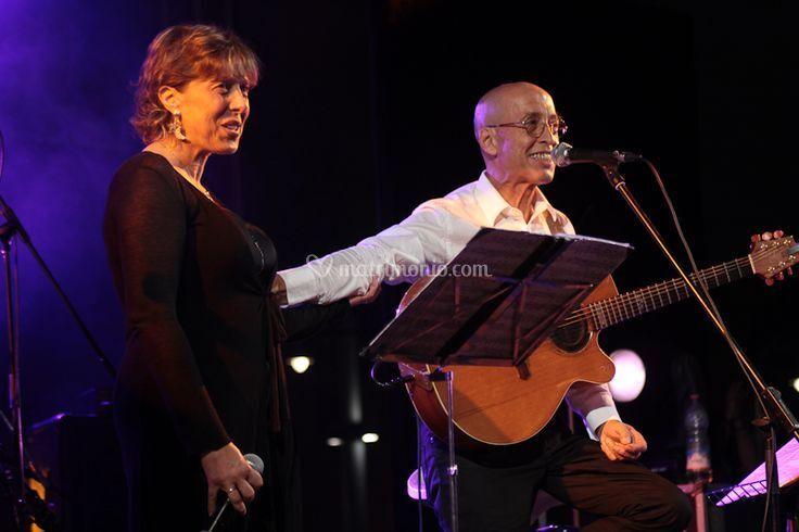 Antonella e Carlo Marrale