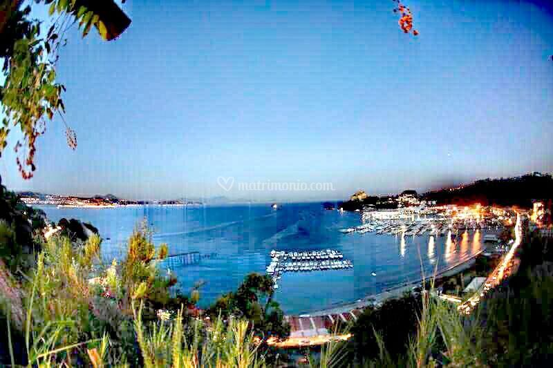 Matrimonio Spiaggia Bacoli : Villa rossana baia