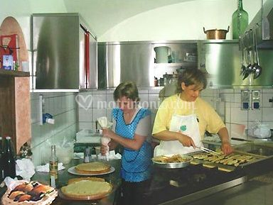 Cucina preparata