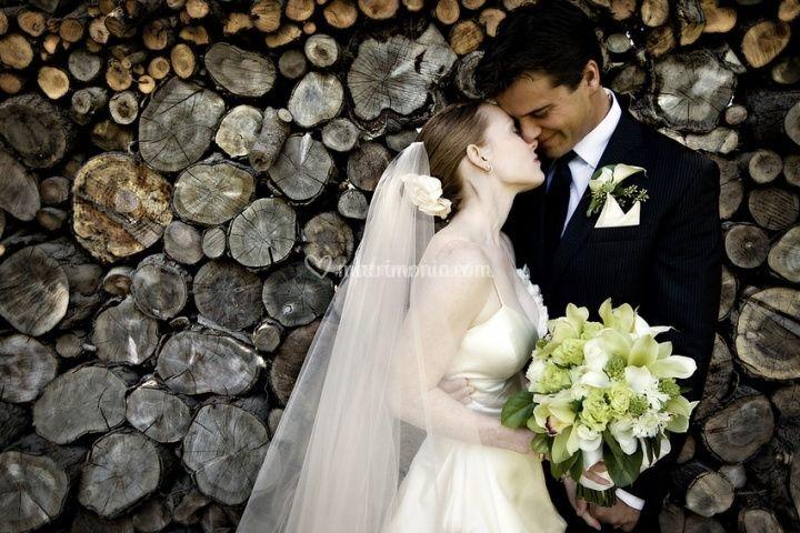 Matrimonio Rustico Idee : Matrimonio rustico in inverno