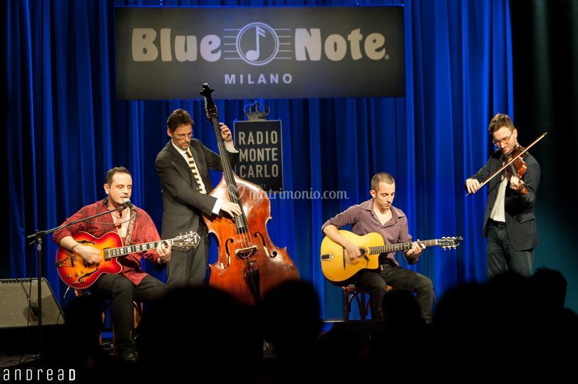 WGS Band live @ Blue Note