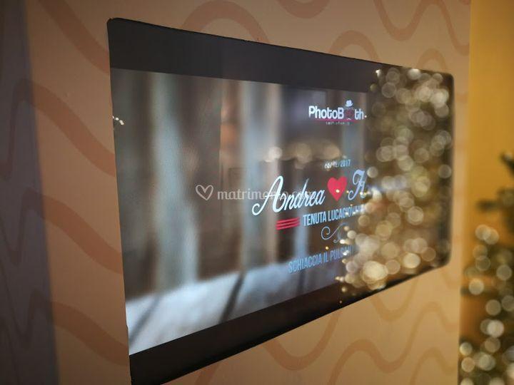 Grafica video personalizzata