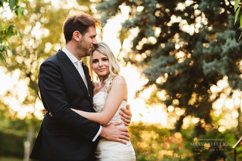 Sposa a Villa Amagioia