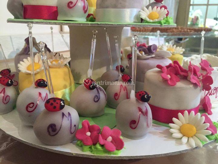 Minicake e cake pop
