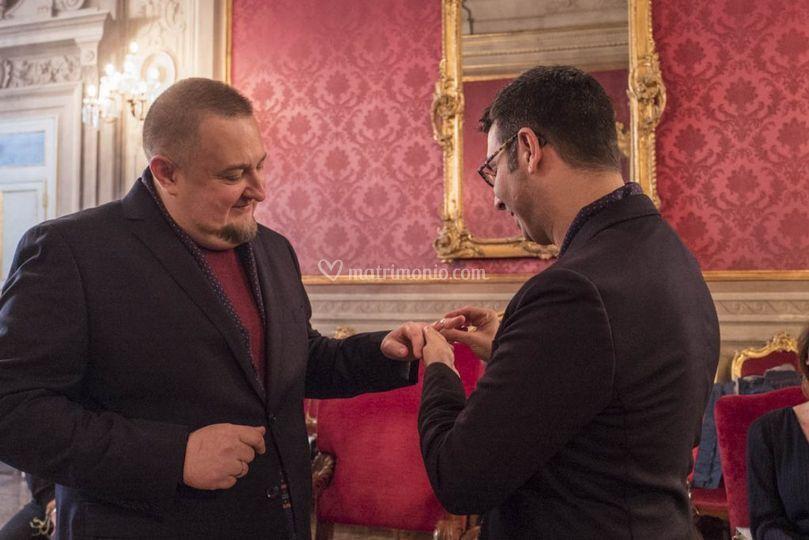 Renzo e Massimiliano