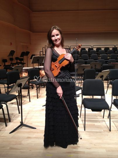 Soprano e quartetto a Cremona