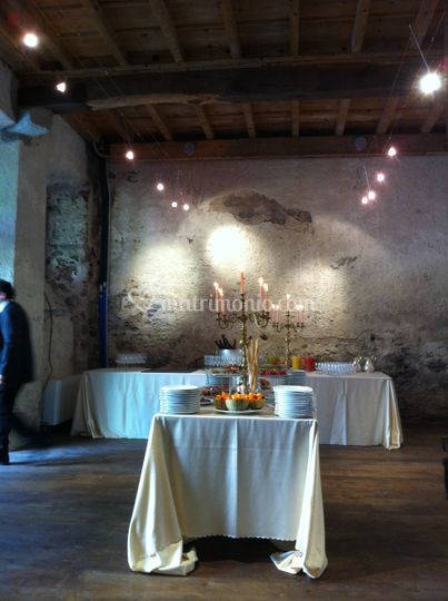 Buffet nelle cantine
