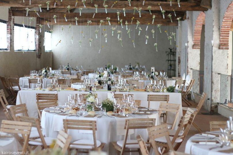 Matrimonio in cascina